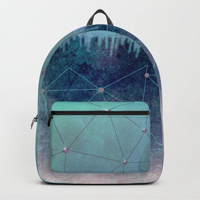 Future Planet #Society6 #buyart #decor Backpack
