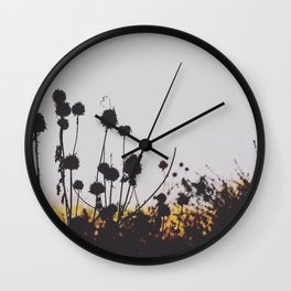 Above your skin Wall Clock
