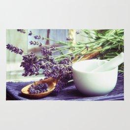 Lavender Time Rug