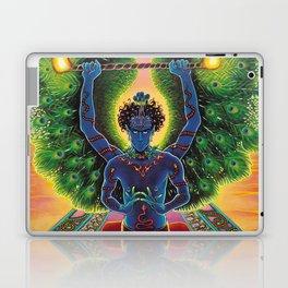 Melek Ta'us (The Peacock Angel) Laptop & iPad Skin
