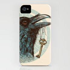 Raven's Head iPhone (4, 4s) Slim Case