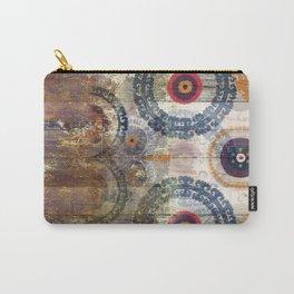 AMASONDO PATCHWORK PATTERN ART Carry-All Pouch