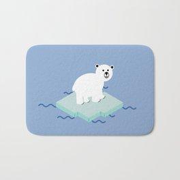 Snow Buddy Bath Mat