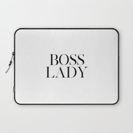 PRINTABLE Art,BOSS LADY, Office Decor,Office Sign,Girls Room Decor,Office Wall Art,Quote Prints,Digi Laptop Sleeve