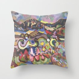 Autumn4 Throw Pillow