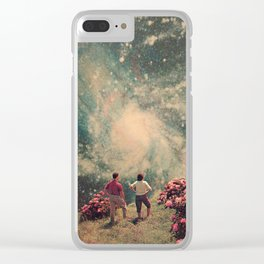 There will be Light in the End Clear iPhone Case