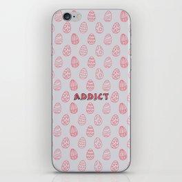 Chocolate Addict iPhone Skin