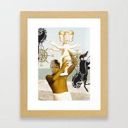 Way of the Gods Framed Art Print