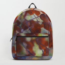 Dreaming on a Summer Day abstract nature photo Backpack