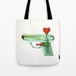 squirtgun love Tote Bag