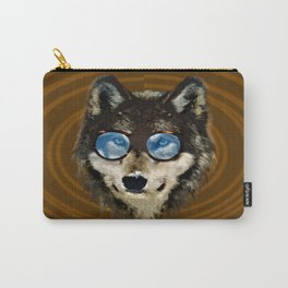 Nerd Wolf Carry-All Pouch