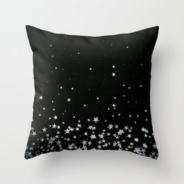 night ii Throw Pillow