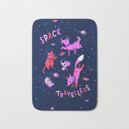 Space Travellers Bath Mat
