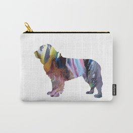 Newfoundland Dog Carry-All Pouch