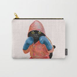 Boxing Cat 2  Carry-All Pouch