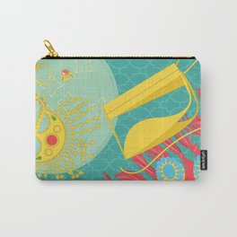 Emirati Treasures Carry-All Pouch