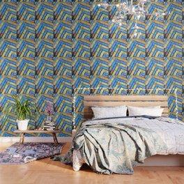 Nancy Drew & Hardy Boy Book Weave Wallpaper