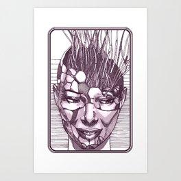Self-replicating  Art Print