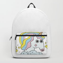 UNICORN - I BELIEVE T-SHIRT Backpack