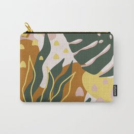 Floral Magic Carry-All Pouch