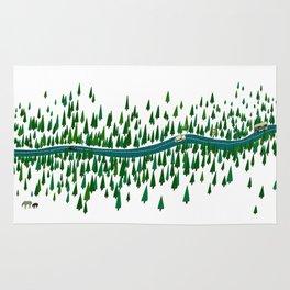 Jeju Forest Rug