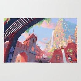 Zootopia - Concept Art Rug