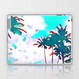 Lanikai Coconut Trees Laptop & iPad Skin