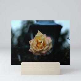 Victorian Garden Rose Mini Art Print