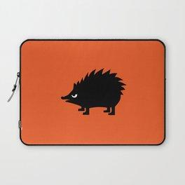 Angry Animals: hedgehog Laptop Sleeve
