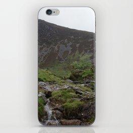 Wales Landscape 8 Mountain Stream iPhone Skin