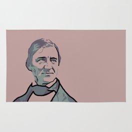 Ralph Waldo Emerson Rug