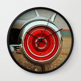 Thunderbird details Wall Clock