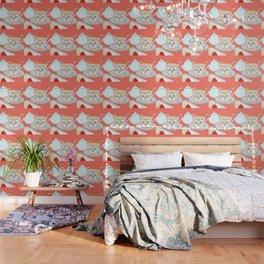 Afternoon Tea Break Wallpaper