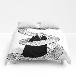 Tom Riddle and the Basilisk Comforters