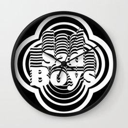 SAD BOYS Wall Clock