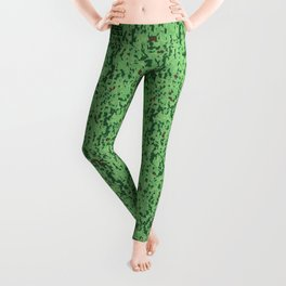 Digital Camouflage Leggings - Type Woodland Mexico, by Mision Militar ™ Leggings