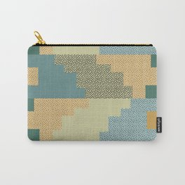 Shapes and dots Carry-All Pouch