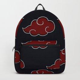 Akatsuki Clan Symbol Backpack
