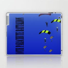 10th Parachute Battalion Laptop & iPad Skin