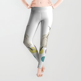 Bird Lady Leggings
