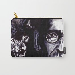 Treatise on the Steppenwolf. Not for Everybody. Carry-All Pouch