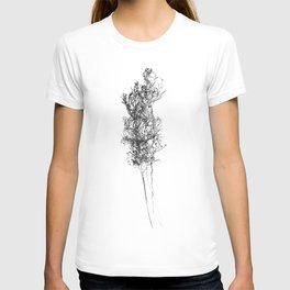 WABI SABI Dead Leaves. T-shirt