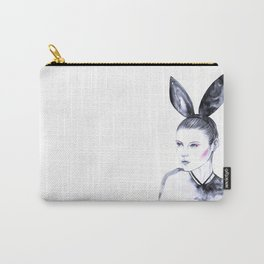Bunny Girl Carry-All Pouch