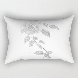 Climbing Rose II Rectangular Pillow