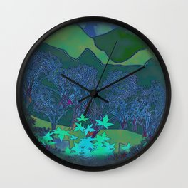 Bluehill Wall Clock