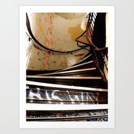 Tulsa Club Building Series #10 Art Print