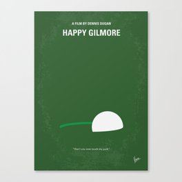 No256 My Happy Gilmore mmp Canvas Print