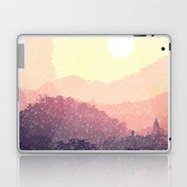 Santa is coming Laptop & iPad Skin