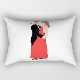 Daphne & Niles Rectangular Pillow