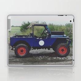 1955 Land Rover - Mavis Laptop & iPad Skin
